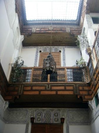 Riad Laayoun: Inside the Riad