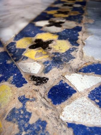 Riad Laayoun: Mosaics