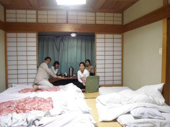 Shimaya Ryokan: Ryokan family room