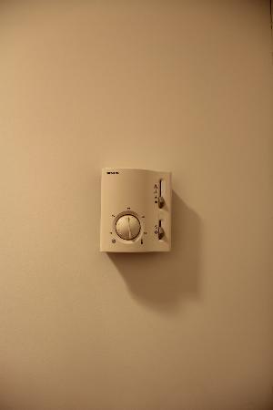 Hostal Benidorm: thermostat