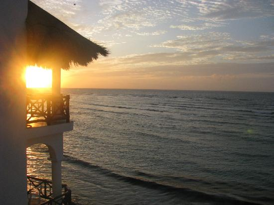 Sunrise from Playa Caribe #12