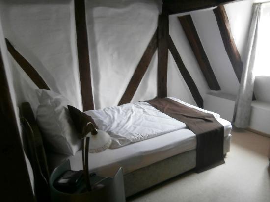 Hotel Restaurant Altes Badhaus: とある3階の一室