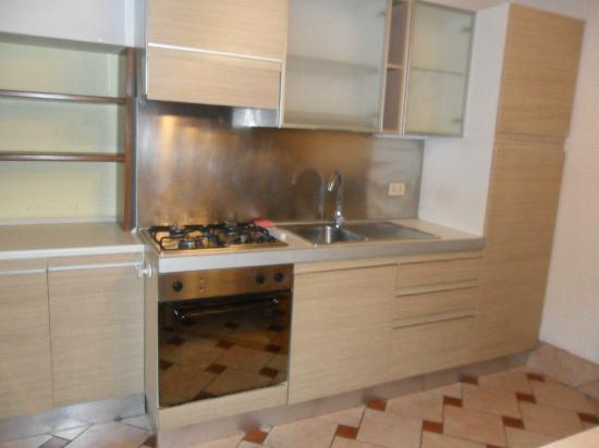 Residenze Sinfonia Veneziana: Unequipped kitchen