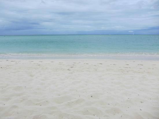 COMO Parrot Cay, Turks and Caicos: Beautiful beach