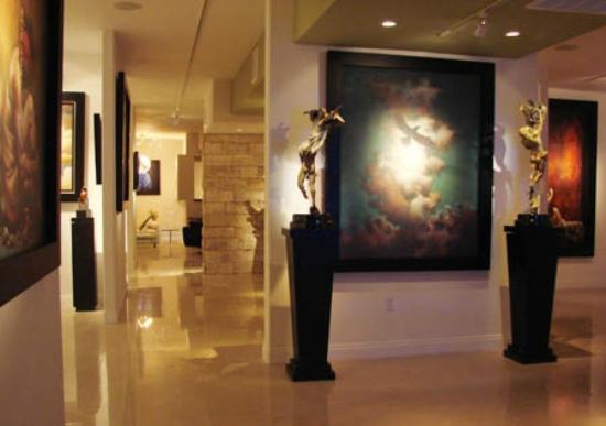 Mid Gallery at STEVEN LUCAS FINE ARTS