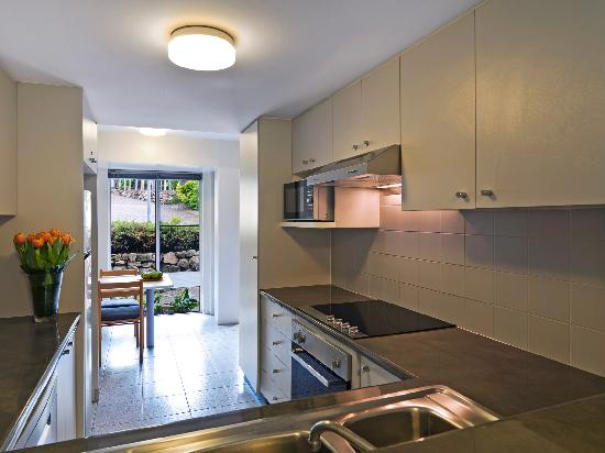 Medina Serviced Apartments North Ryde: Medina Executive North Ryde Kitchen
