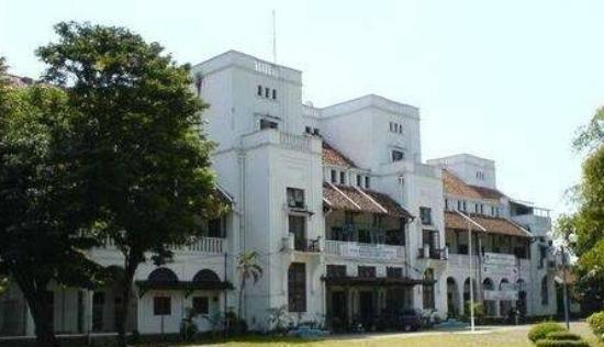 Pancasakti University Building