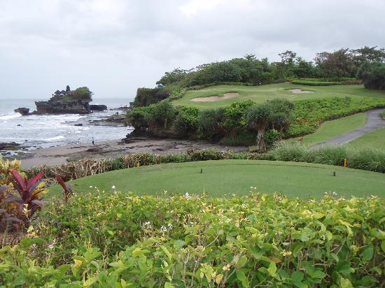 Pan Pacific Nirwana Bali Resort: Signature par 3