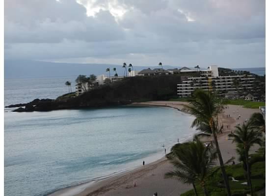 Ka'anapali Beach: An early morning view