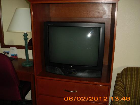 Ramada Limited San Diego/Near SeaWorld: big TV