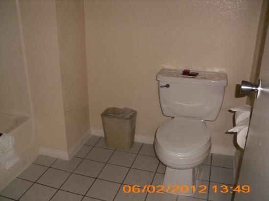 Ramada Limited San Diego/Near SeaWorld: bathroom