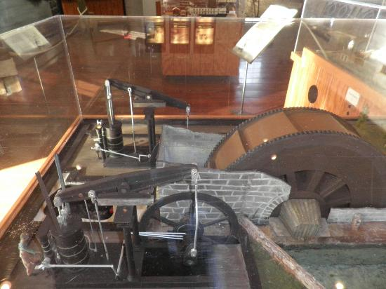 Chesapeake & Delaware Canal: A model of the pump station