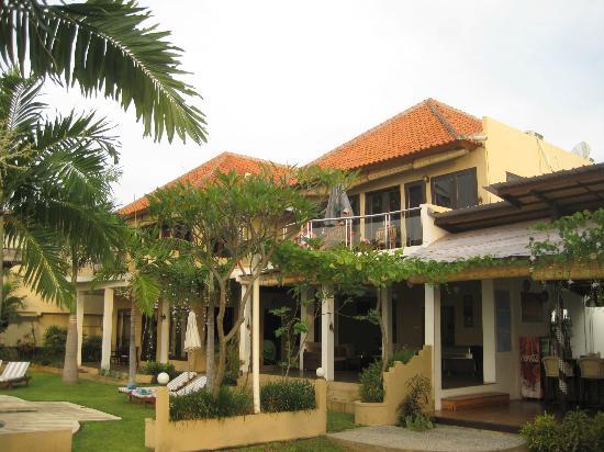 Dolphin Beach Bali: Penthouse