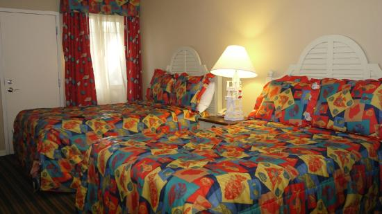 Morro Shores Inn & Suites: Comfy Beds