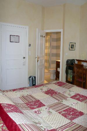 Hotel Albert 1er: ma chambre n°210