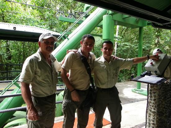 Rainforest Adventures: Our fantastic guides!