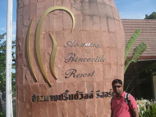 Aonang Princeville Resort: Raj Gaurav Sharma, Raipur, Chhattisgarh
