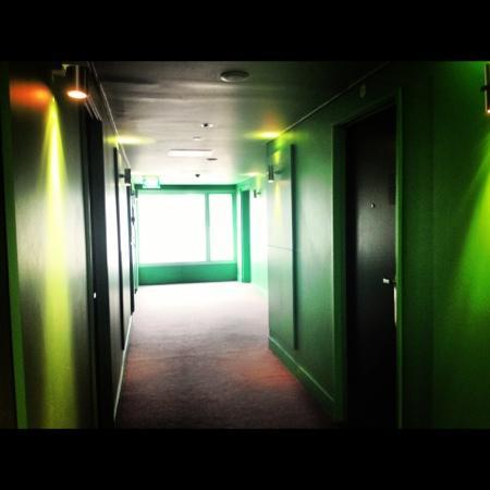 Jasper Hotel: 8th floor