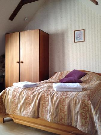 Bernardinu Guest House: one of the attic rooms with private shower