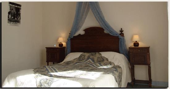 Au Logis Des Becs Fins : La chambre La Chalossaise