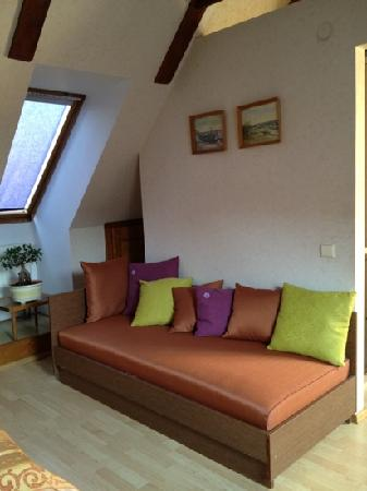 Bernardinu B&B House: attic room