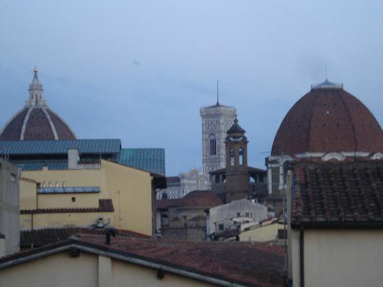 Hotel Merlini: Vista Camera