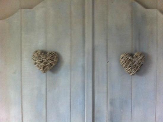 Au Bonheur des Hôtes : coeur de bois