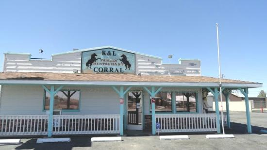 K & L Corral: Located on 20 Mule Team Rd.