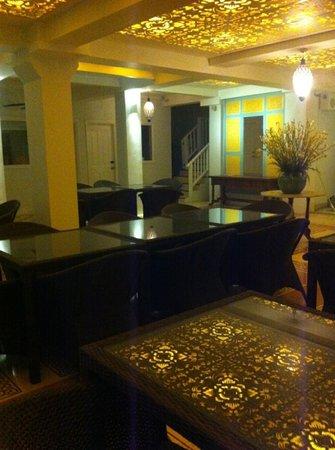 Samsara Inn by Lingga Murti: lobby