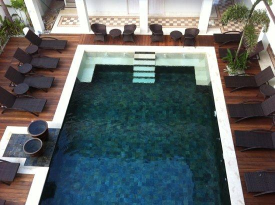 Samsara Inn by Lingga Murti: great pool