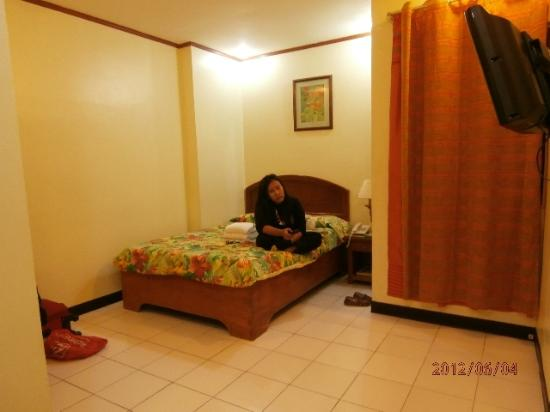 Apple Tree Suites Cebu: Standard room
