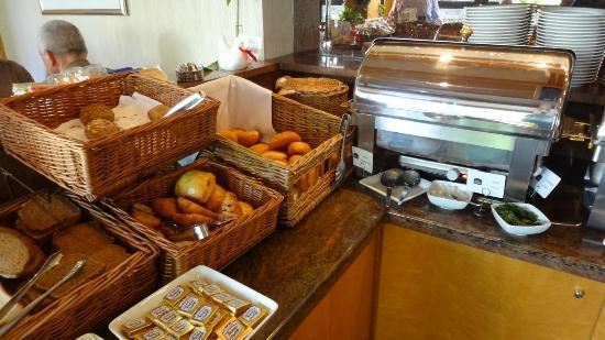 Leonardo Hotel Berlin City West: Frühstücksbuffet
