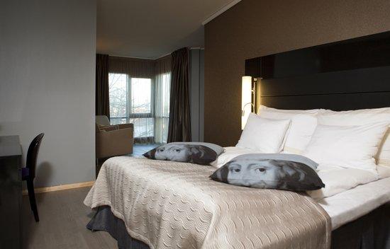 Clarion Hotel Stavanger: Deluxe room