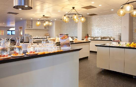 Clarion Hotel Stavanger: Breakfast buffet