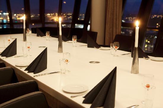 Clarion Hotel Stavanger: Conference dinner