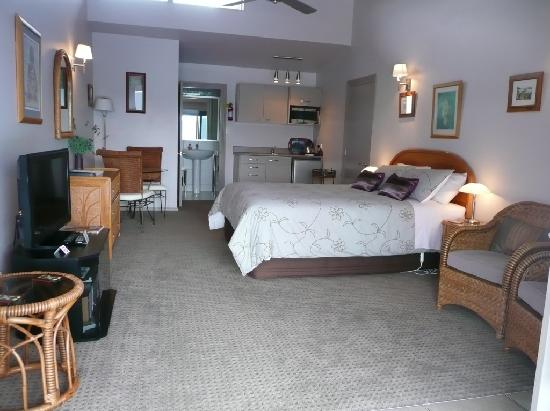 Waimanu Lodge Whangaroa Northland: Pool View Suite