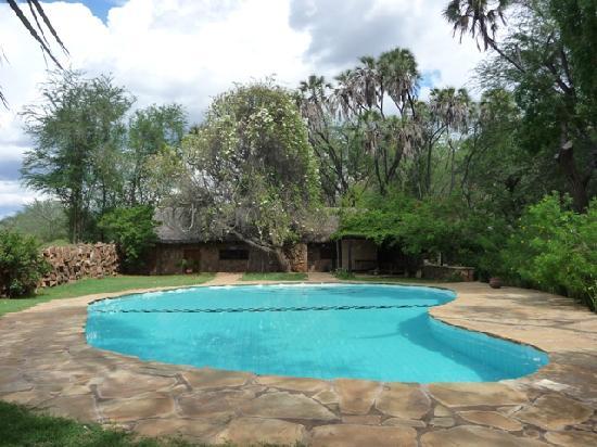 Tsavo Safari Camp - Kitaani Kya Ndundu