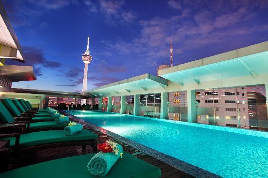 PARKROYAL Serviced Suites Kuala Lumpur: Skypool