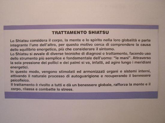 Il Riposo del Guerriero : trattamento shiatsu