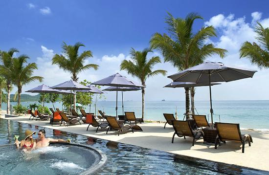 Beyond Resort Krabi Poolside