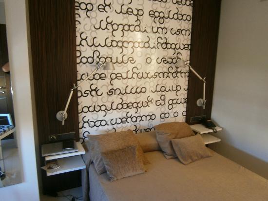 Hotel Estrella del Mar: the comfy bed