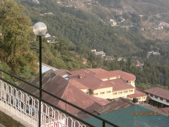 Hotel Mall Palace: Balcony Room