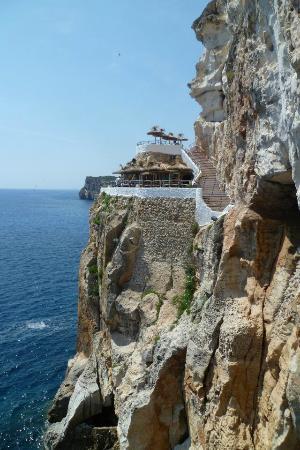 Hotel Sa Barrera: Cova d'en Xoroi