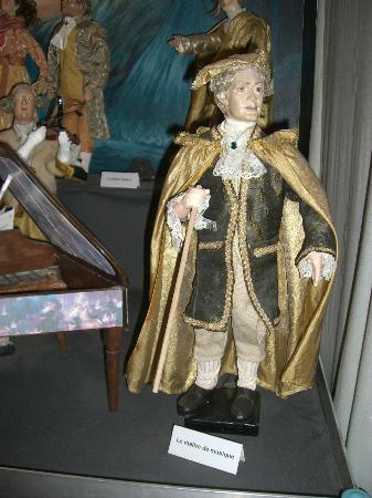Musée des Automates : Mozart