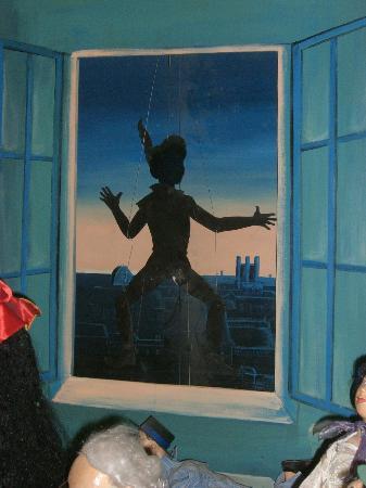 Musée des Automates : Peter Pan
