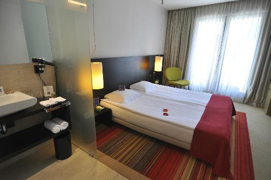 mOdus Hotel: Standard room