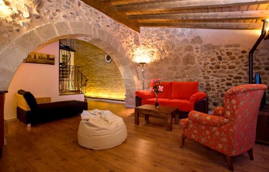 Rincon de San Cayetano: Casa de los Arcos · Salón