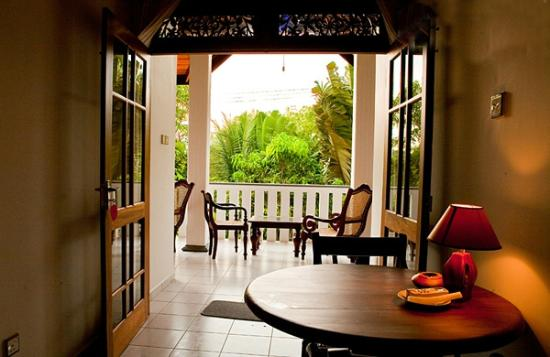 Surf Villa : View from Room