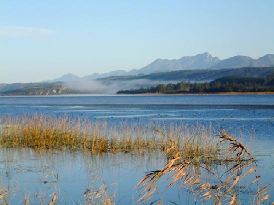 Eden Mountain Biking Tours- Day Tours: Swartvlei Lagoon near Sedgefield