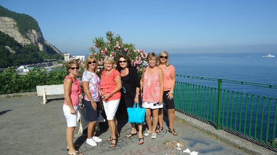 Esposito Car Service: The Amalfi Coast